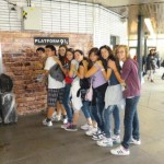 King's Cross - platform 9 3/4